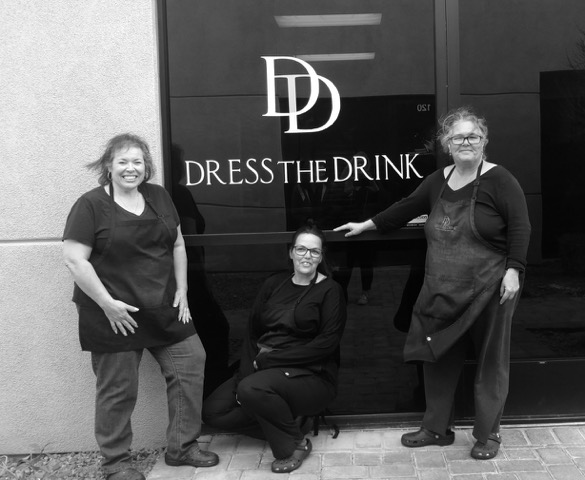 Dress the Drink group photo